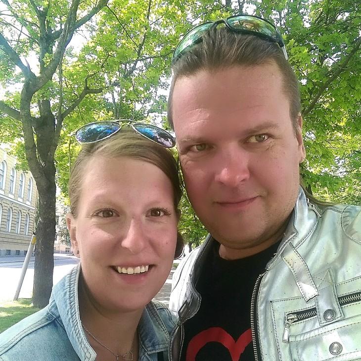 Anna-Karin Tukkiniemi & Timo Tapio